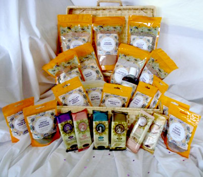 Superfood hamper from Detox Your World