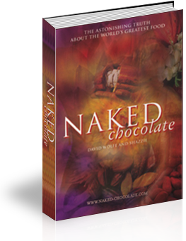Naked Chocolate as Americans see it