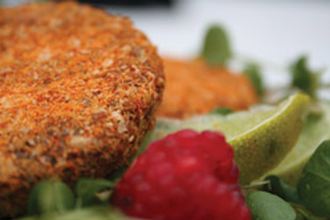 Golden nuggets raw food recipe