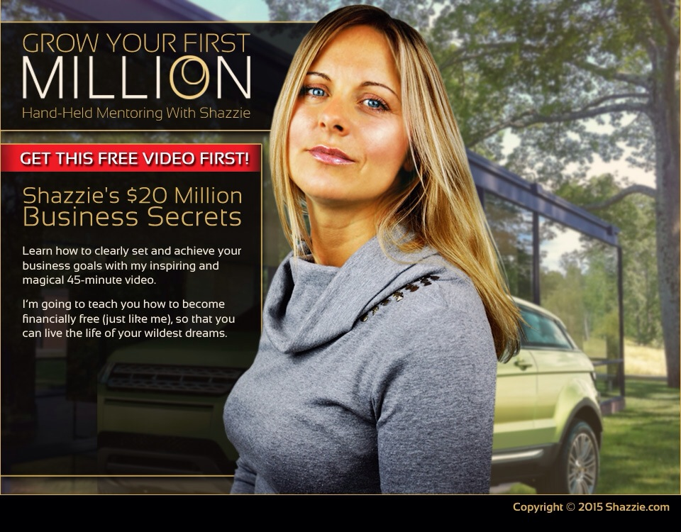 Grow Your First Million