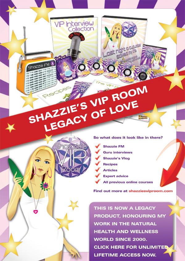 Shazzie's VIP Room