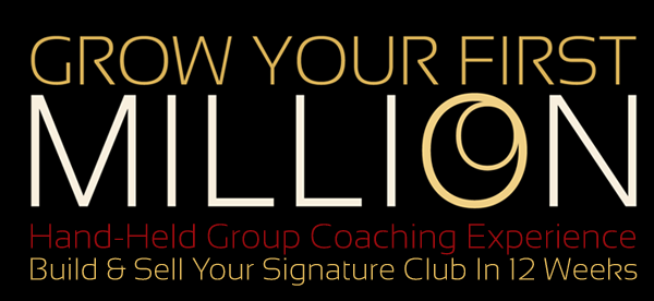 Build & Sell Your Club