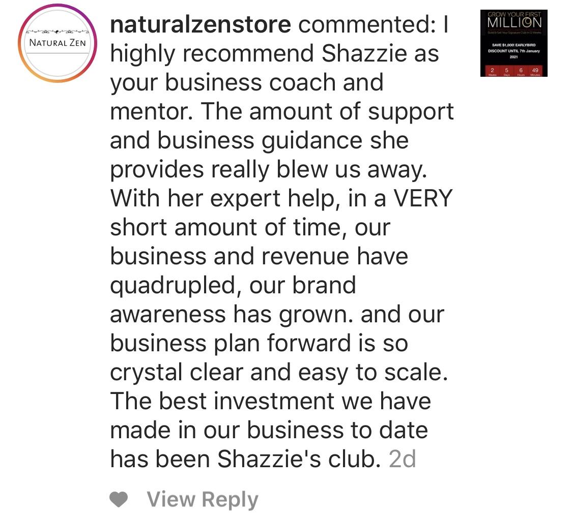 Natural Zen Quote