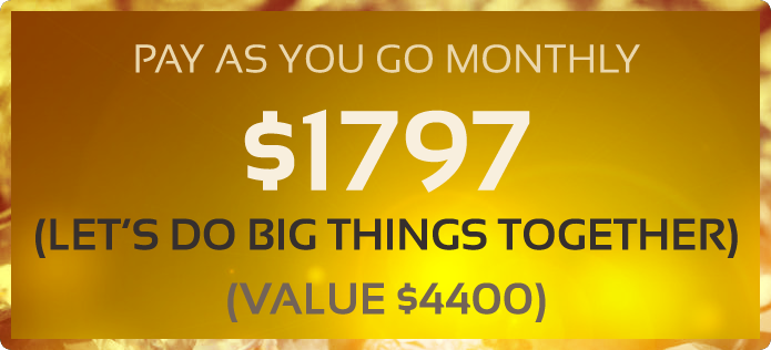 Pay as you go monthly Luxxx