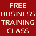 FREE BUSINESS TRAINING CLASS
