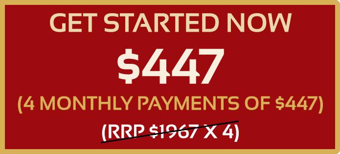 Business Quick Start Payment Plan